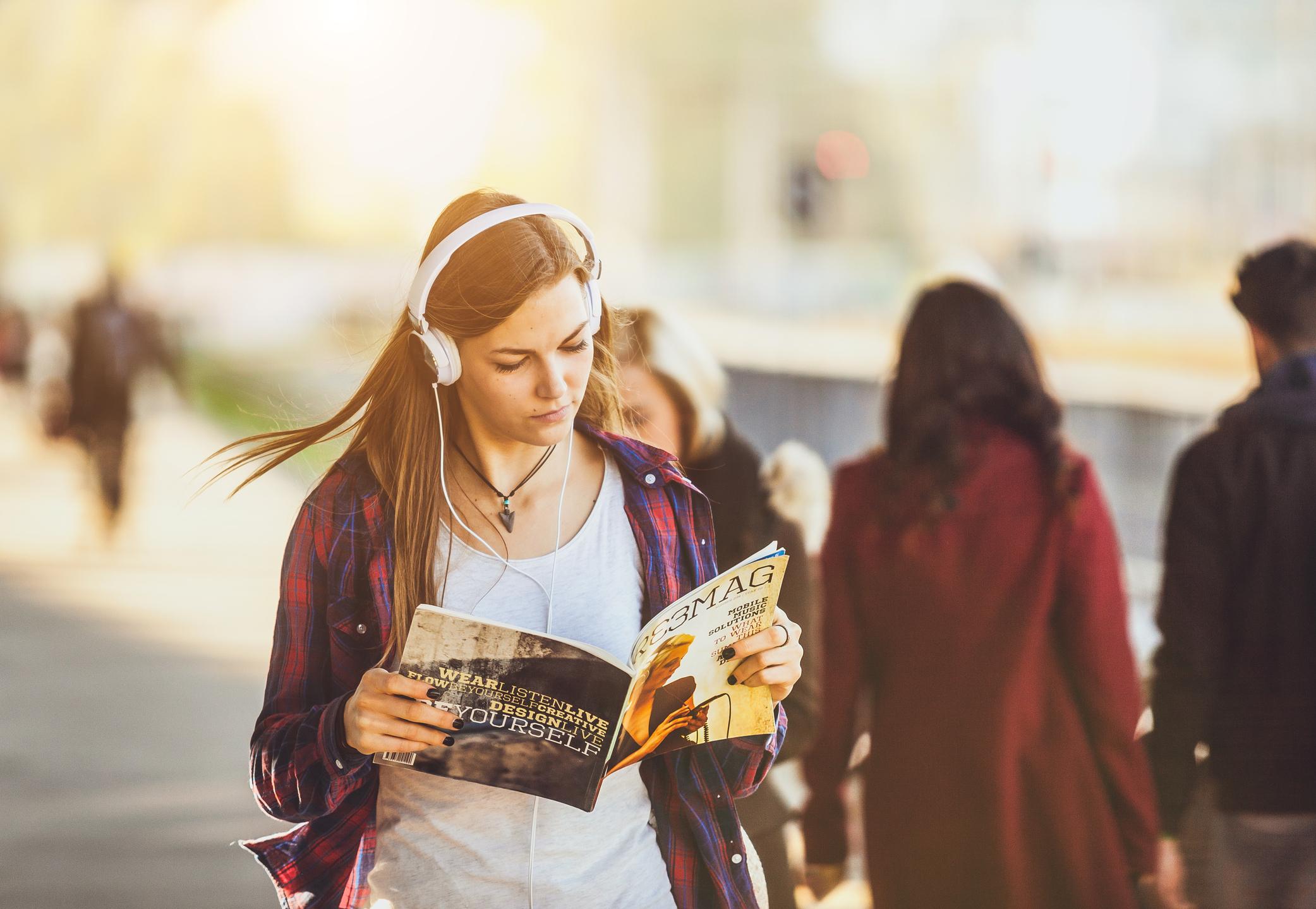 Musiktidningar – fysiska och nätbaserade