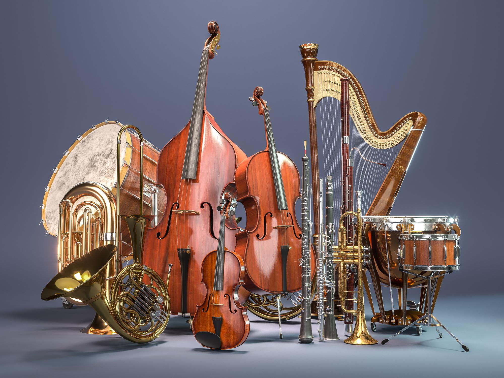 Några ovanliga instrument